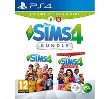 The Sims 4 + rozšíření Psi a Kočky (PS4)  + Deliverance: The Making of Kingdom Come