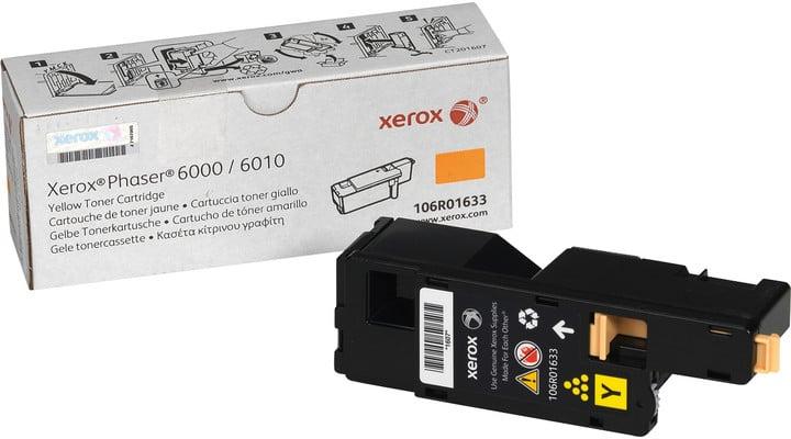 Xerox 106R01633, žlutá