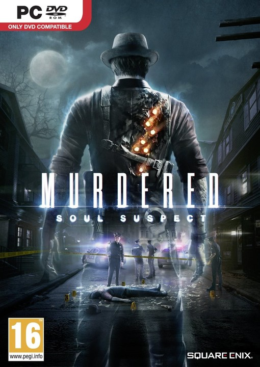 Murdered: Soul Suspect (PC)