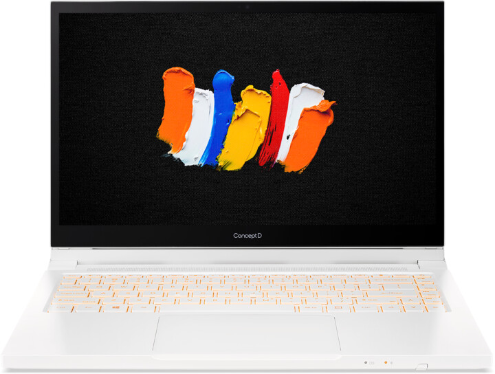 Acer ConceptD 3 (CN314-72G), bílá