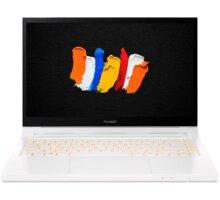 Acer ConceptD 3 (CN314-72G), bílá - NX.C5UEC.001