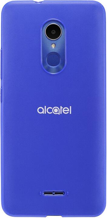 ALCATEL 3C Soft Case, Blue, SH5026