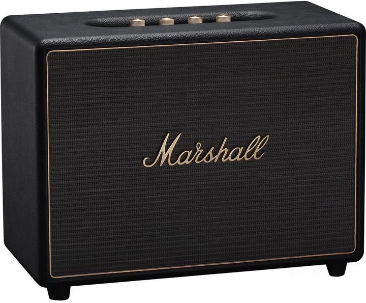 Marshall Woburn Multi-room, černá