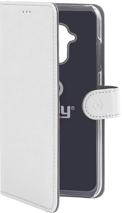CELLY Wally pro Huawei Mate 20 Lite, bílá