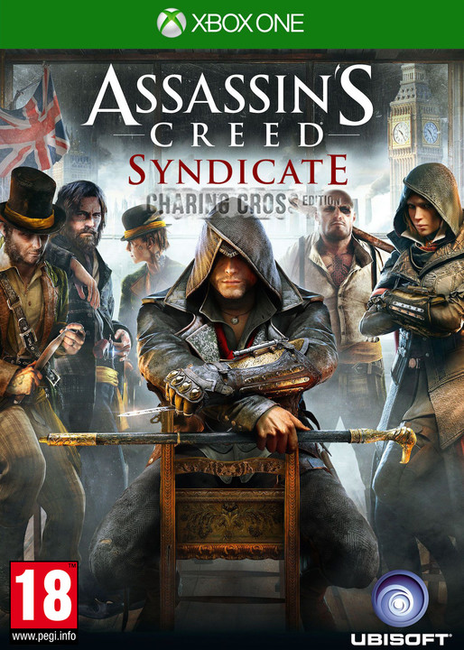 Assassin's Creed: Syndicate - Charing Cross Edition (Xbox ONE)