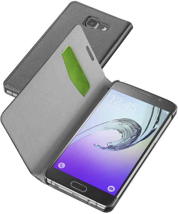 CellularLine pouzdro Book Essential pro Samsung Galaxy A5 (2016), černé
