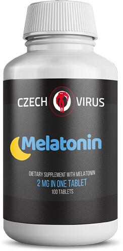 Doplněk stravy Melatonin