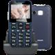 Evolveo EasyPhone XD s nabíjecím stojánkem, modrá  + Voucher až na 3 měsíce HBO GO jako dárek (max 1 ks na objednávku)