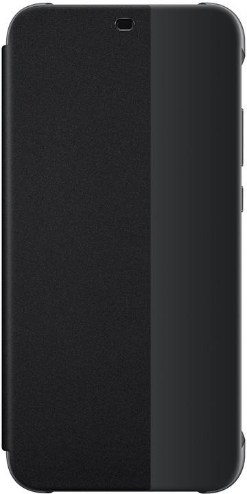 Huawei flipové pouzdro pro P20 lite, černá