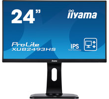 "iiyama ProLite XUB2493HS-B1 - LED monitor 24"""