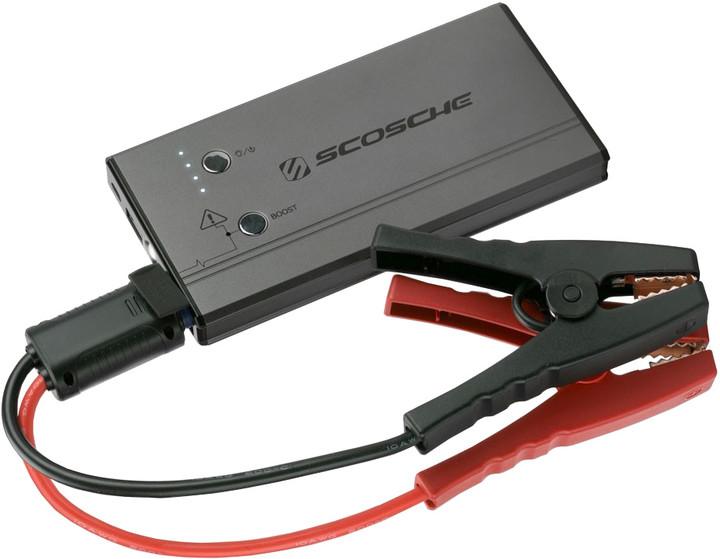 Scosche PowerUp 300 univerzální nabíjecí stanice