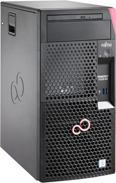 """Fujitsu PRIMERGY TX1310M3 /E-1225v6/16GB/DVD-RW/2x 2TB 3,5"""" SATA"""