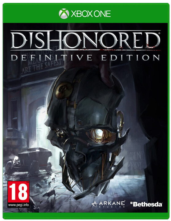 Dishonored: Definitive Edition - XONE