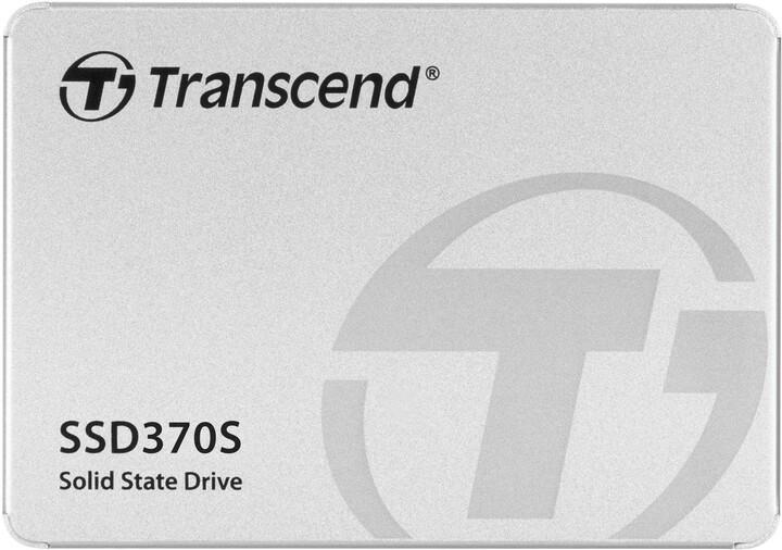 "Transcend SSD370S, 2,5"" - 256GB"