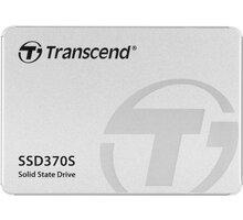"""Transcend SSD370S, 2,5"""" - 256GB - TS256GSSD370S"""