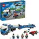 LEGO® City 60244 Přeprava policejního vrtulníku