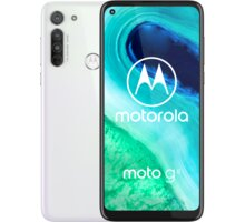 Motorola Moto G8, 4GB/64GB, Pearl White - MOTOG8WH