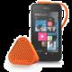 Nokia MD-1C přenosný reproduktor, oranžová