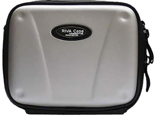 RivaCase pouzdro 7048 stříbrná