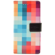 FIXED Opus pouzdro typu kniha pro Apple iPhone X, motiv Dice