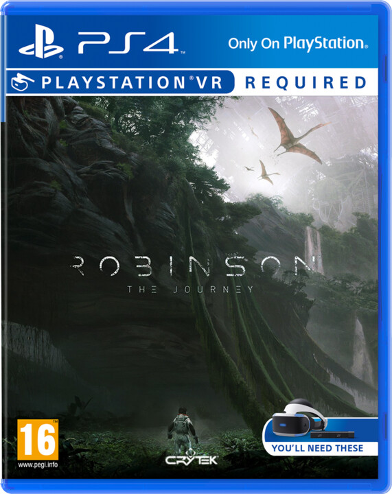 Robinson: The Journey (PS4 VR)