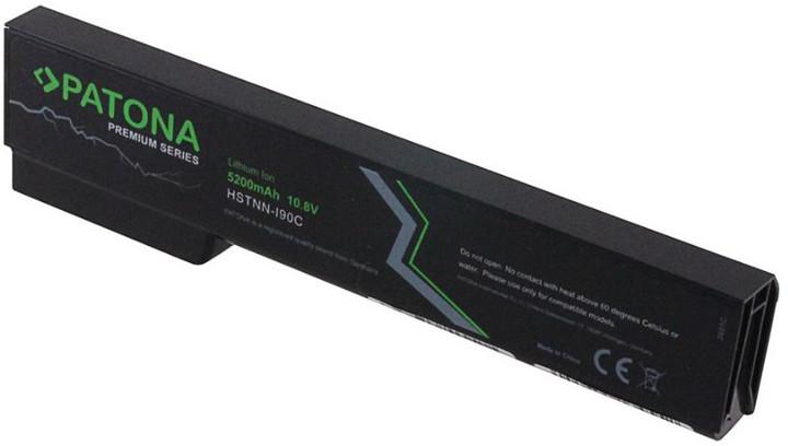 Patona baterie pro ntb HP EliteBook 8560 5200mAh Li-Ion 14,4V PREMIUM