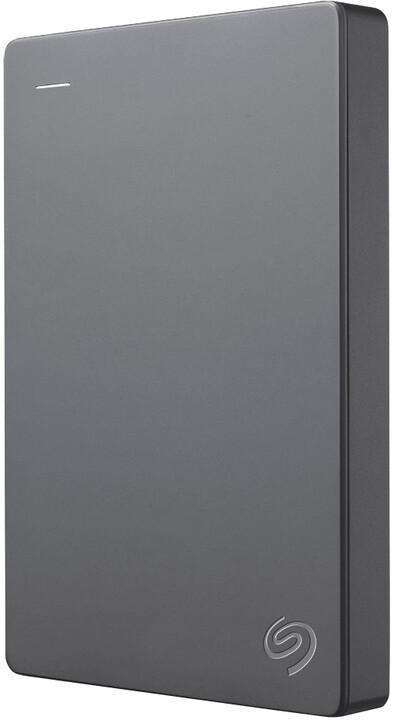 Seagate Basic Portable - 1TB, šedá