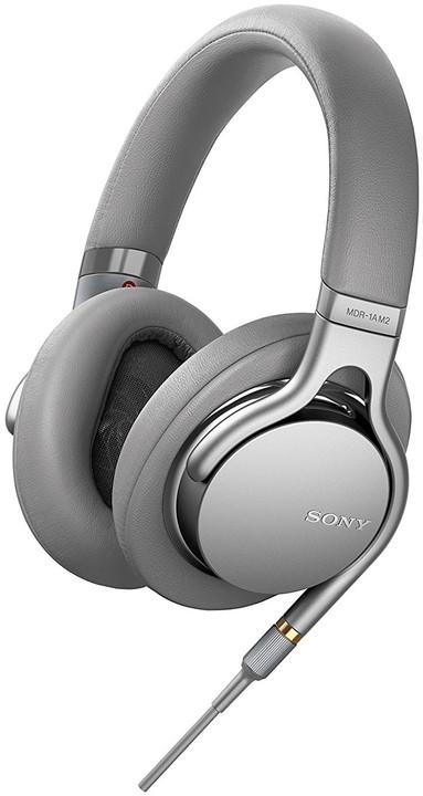 Sony MDR-1AM2, šedá