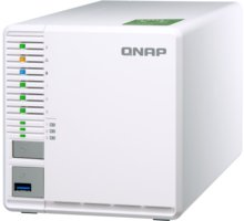 QNAP TS-332X-2G  + Trust Urban Yzo, přenosné, bezdrátové (v ceně 599 Kč) ke QNAP