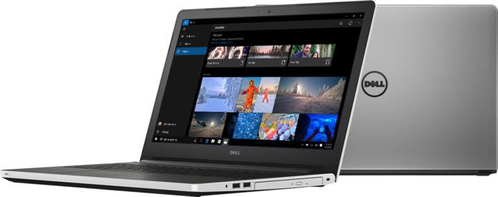 Dell Inspiron 15 (5559), stříbrná