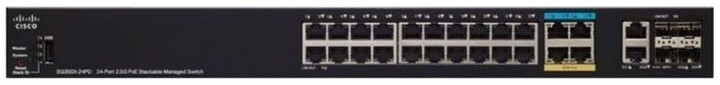 Cisco SG350X-24PD