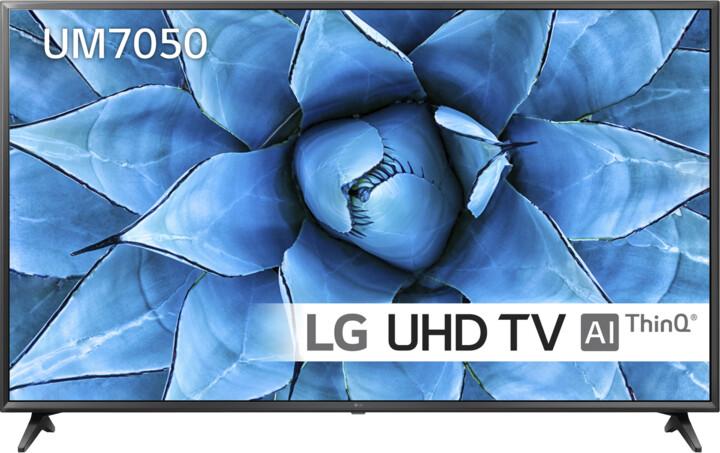 LG 49UM7050PLF - 123cm