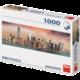 Puzzle Dino Manhattan za soumraku, 1000 díků