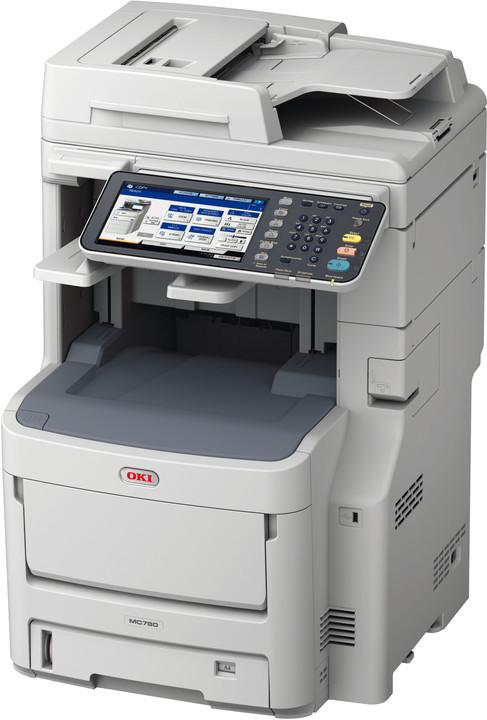 OKI MC780dfn