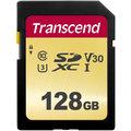 Transcend SDXC 500S 128GB UHS-I U3
