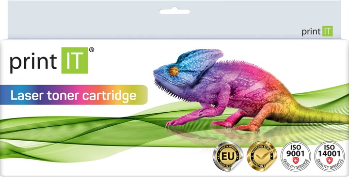 PRINT IT alternativní HP CF541X č. 203X, azurový