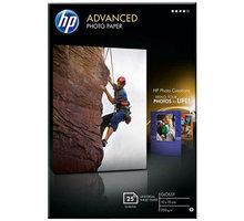 HP Foto papír Advanced Photo Paper, Glossy, 10 x 15cm, 25 listů - Q8691A