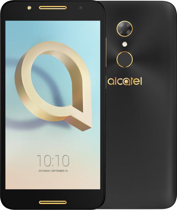 ALCATEL A7 5090Y, černá