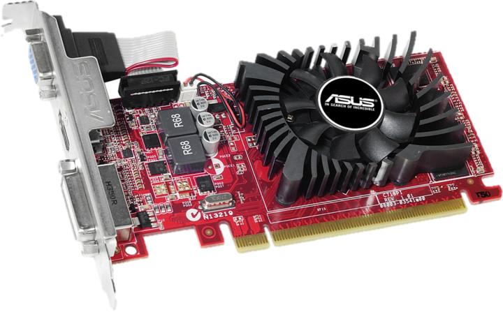 ASUS R7 240-OC-4GD3-L, 4GB GDDR3
