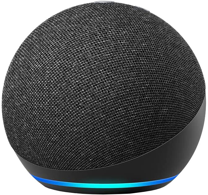 Amazon Echo Dot 4. generace, Charcoal