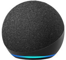 Amazon Echo Dot 4. generace, Charcoal Elektronické předplatné časopisů ForMen a Computer na půl roku v hodnotě 616 Kč