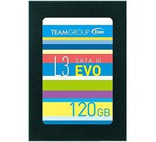 "Team TEAMGROUP L3 EVO, 2,5"" - 120GB"
