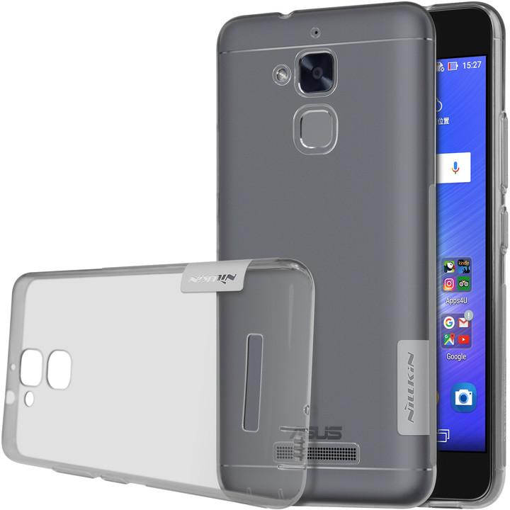 Nillkin Nature TPU Pouzdro Grey pro Asus Zenfone 3 Max ZC520TL