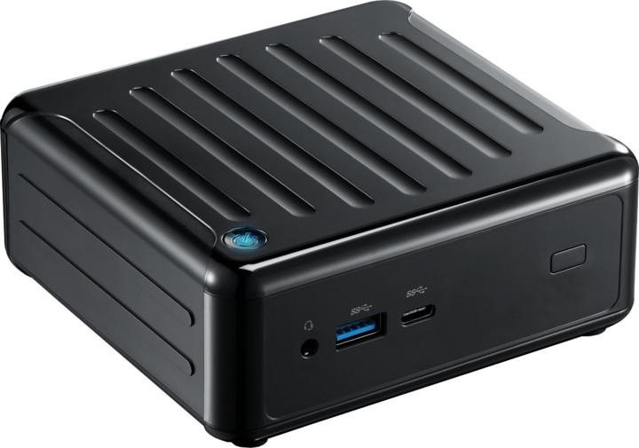 ASRock Beebox J4205, černá