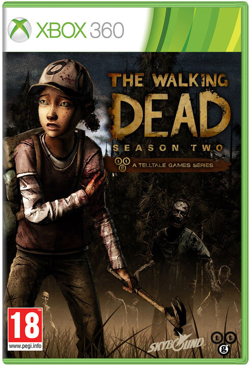 The Walking Dead: Season Two - X360