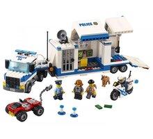 LEGO City 60139 Mobilní velitelské centrum Elektronické předplatné deníku Sport a časopisu Computer na půl roku v hodnotě 2173 Kč + O2 TV Sport Pack na 3 měsíce (max. 1x na objednávku)