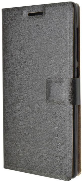 FIXED flipové pouzdro pro Lenovo Vibe X2, černá