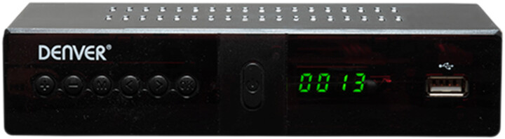 Denver DTB-138 T2 , černý