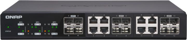 QNAP QSW-1208-8C