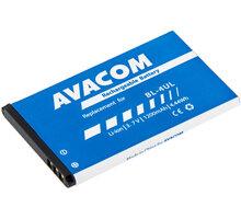 Avacom baterie do mobilu Nokia 225, 1200mAh, Li-Ion - GSNO-BL4UL-S1200